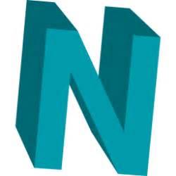 letter n icon alphabet iconset ariil