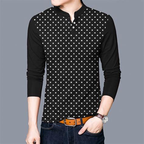 Small Polka Mix Shirt clothing pack of 3 stylish polka dots t shirts