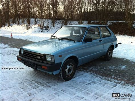 1983 toyota starlet for sale 1983 toyota starlet photos informations articles