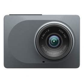 Xiaomi Yi Car Dashboard 1080p Grey baco vehicle black box car dvr recorder hd 1080p 1 5 inch lcd screen with wide angle
