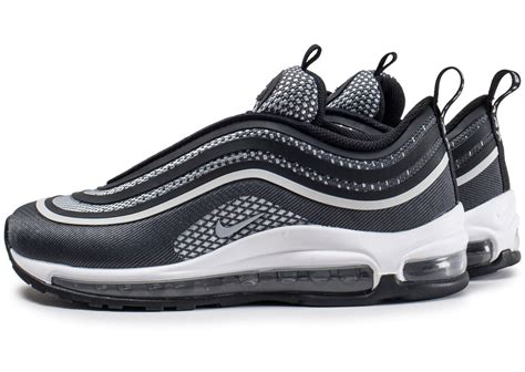 Chaussures 97 Femme by Nike Air Max 97 Ultra 17 Et Grise Chaussures Baskets Femme Chausport