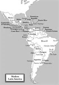 study map of south america chapter introduction born in blood and a concise