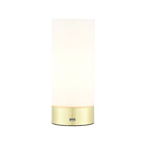 table l with usb charging port endon lighting 69520 dara table l usb charging port