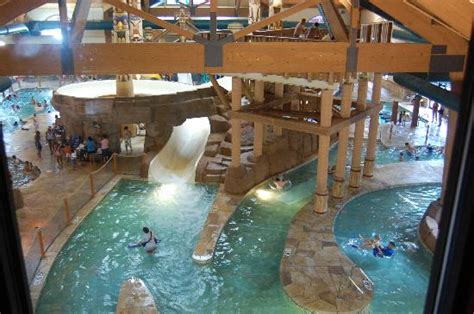 indoor water park picture of great wolf lodge wisconsin