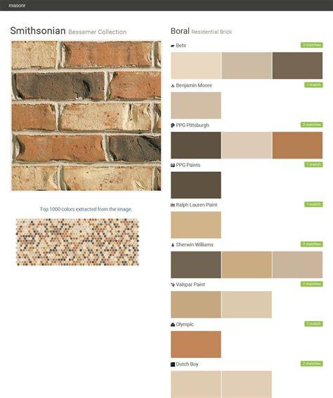 28 best paint color to match brick sportprojections