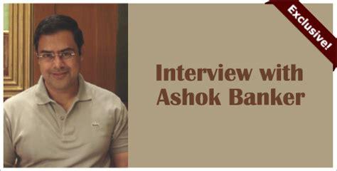 Ashok Banker Mba Series by Ashok Banker Interviewed Ramayana Series Vertigo