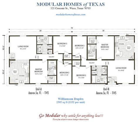 Modular Duplex Floor Plans | the collection of modular home plans mobile homes ideas