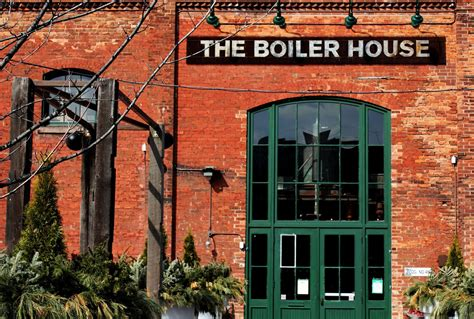 Boil House by Uncovering The Spirit World In Toronto S Distillery