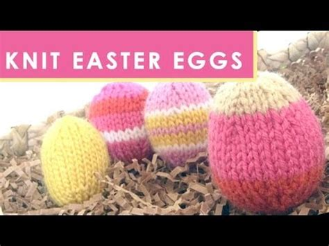 how to knit a easter how to knit an easter egg knit softies