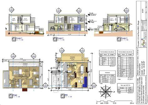 plan maison format dwg gratuit plan maison dwg telecharger gratuit plan duun pont dalle