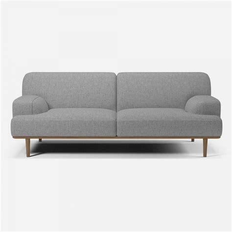 madison sofa madison sofa 2 seats 1 2 nantes light grey bolia