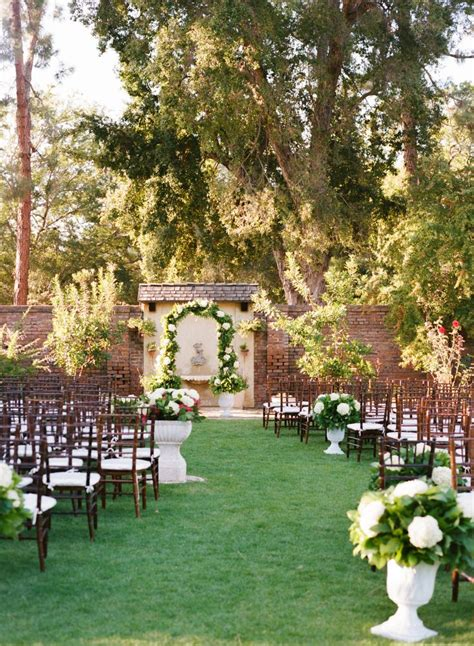 backyard weddings san diego marston house garden wedding san diego wynn austin