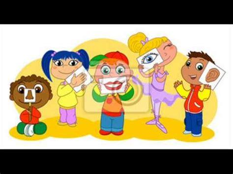 imagenes infantiles sobre los sentidos los 5 sentidos youtube