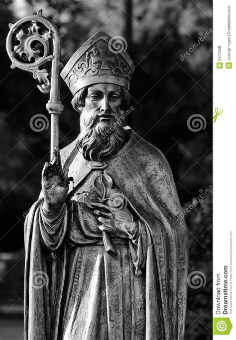 who is st st statue royalty free stock photos image 3100668