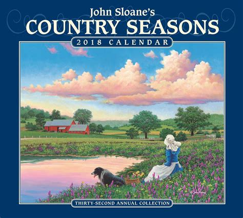 1449472443 john sloane s country seasons deluxe cheapest copy of john sloane s country seasons 2018 deluxe