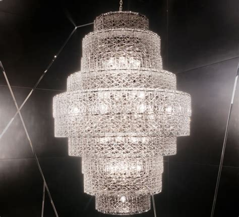 Play Chandelier Baccarat S New Chandeliers Capture The Brilliance Of Light