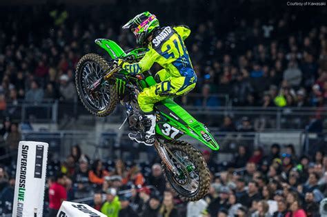 Oakland 250 Supercross Results 2016   Motorcycle USA