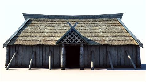 modern viking longhouse design viking house 3d model house best design