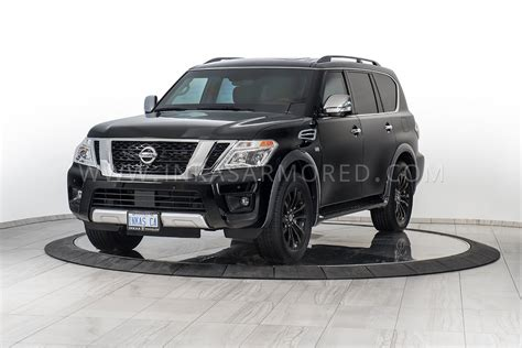armored vehicles armored nissan armada for sale inkas armored vehicles