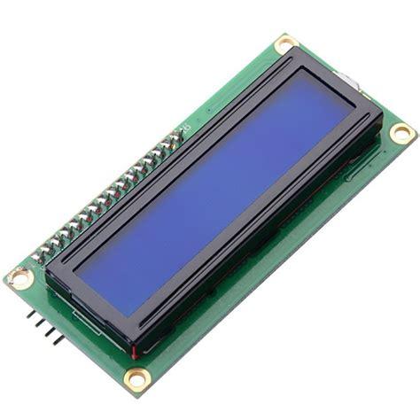 Lcd Arduino 2x16 lcd 2x16 με ι2 δίαυλο για arduino aa εργαλεια