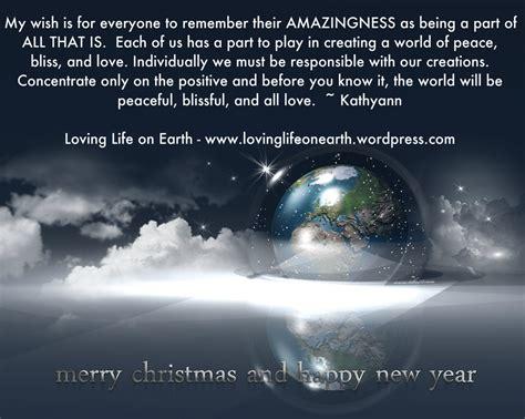 merry christmas message loving life