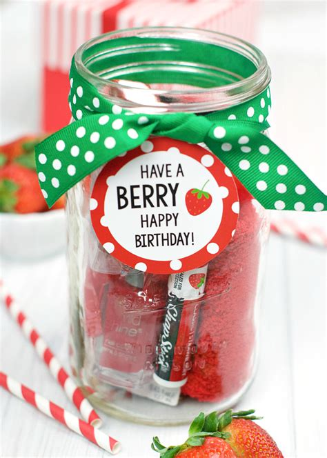 gift idea for berry gift idea squared
