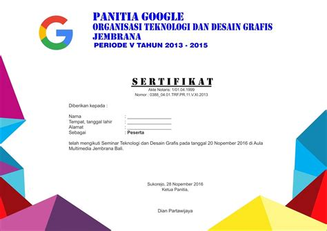 layout sertifikat penghargaan download desain sertifikat tryprodermagenix org
