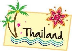 Kofferaufkleber Thailand travel to thailand thailand sticker seal travel suitcase