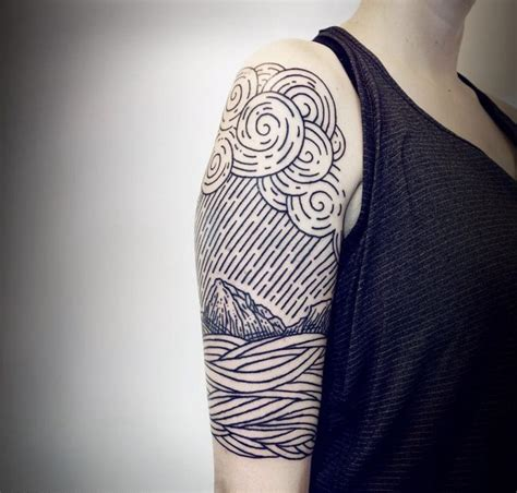 wave pattern tattoo 90 remarkable wave tattoo designs the best depiction of