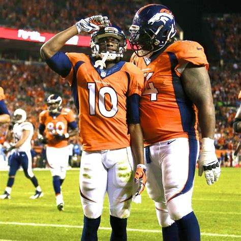broncos and chargers score chargers vs broncos score and reaction for