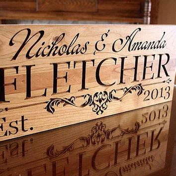Shop Personalized Rustic Wood Wedding Gifts on Wanelo