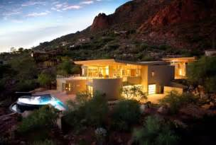 new homes in paradise valley az luxury arizona property by kendle design collaborative