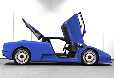 1992 bugatti eb 110 gt specifications photo price information rating
