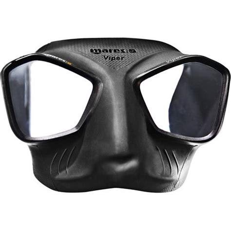 Mask Scubapro Steel Comp Black freediving masks