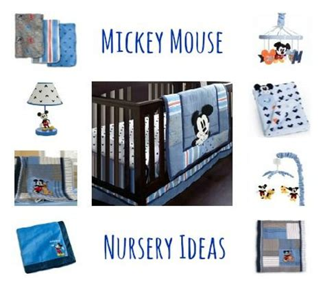 17 Best Images About Nursery Ideas On Pinterest Disney Mickey Mouse Nursery Decor