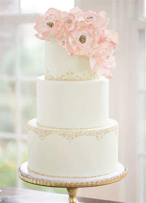 Simple Wedding Cake Designs by 14 Stunning Wedding Cakes Chwv