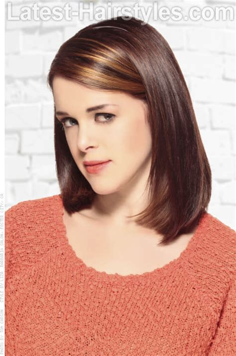 highlights for front sides only for dark brown hair highlights for front sides only for dark brown hair 70