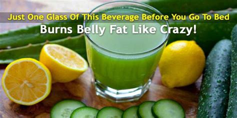 fat burning drinks before bed drinking this before going to bed burns belly fat like crazy