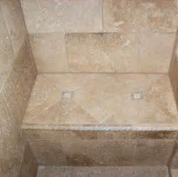Shower Benches Tile - e r tile amp stone