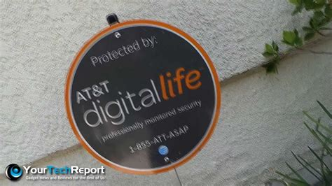 touring at t digital personalized home security and