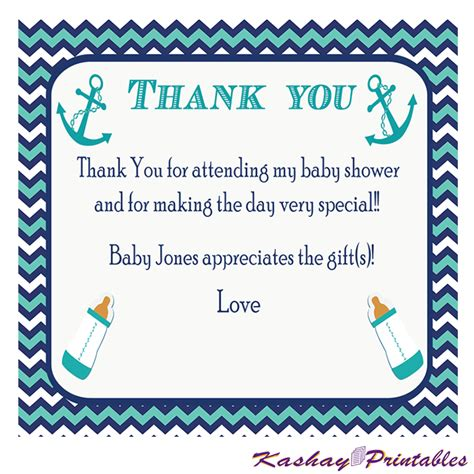 Baby Shower Thank You Cards by Nautical Baby Shower Thank You Cards Cbendel Nautical Ba