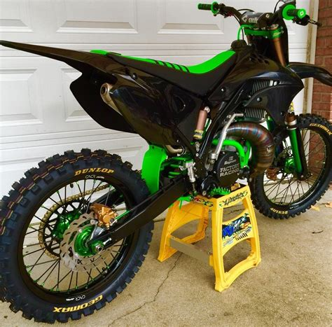 motocross bike setup 2003 kx250 wipeoutmx s bike check vital mx