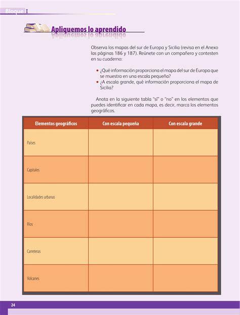 Respuestas Del Libro De Geografia De 6 Grado Pagina 31 2016 New | libro de geografa 5 grado 2016 con respuestas respuestas