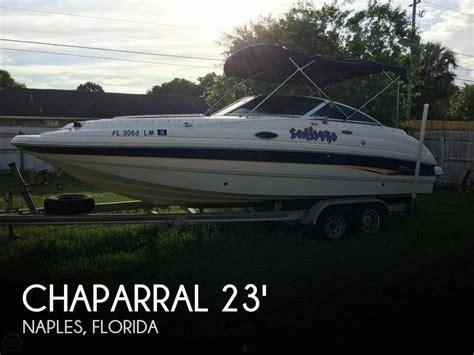 chaparral boats naples fl 23 foot chaparral 23 23 foot chaparral boat in naples fl