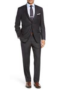 samuelsohn classic fit wool suit nordstrom rack