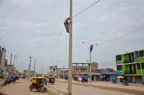 Lu Hid Avanza instalan luminarias led en av ignacia schaeffer radio fant 225 stico