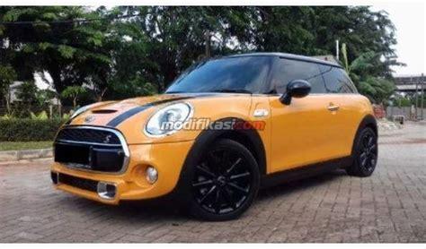 Mini Cooper 2 0 Turbo by 2014 Mini Cooper New 2 0 Turbo Kuning Km13rb Antiii