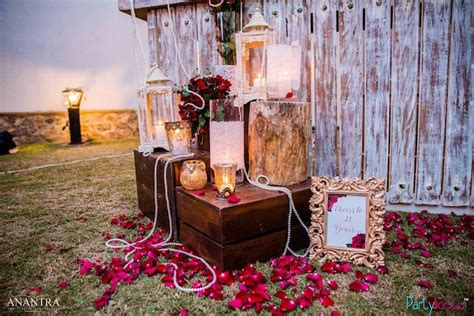 karas party ideas rustic vintage st birthday party