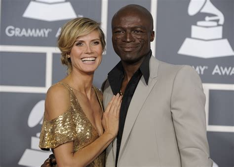 Seal And Heidi Klumjeremy Piven by Heidi Klum And Seal S Divorce Finalized Page Six