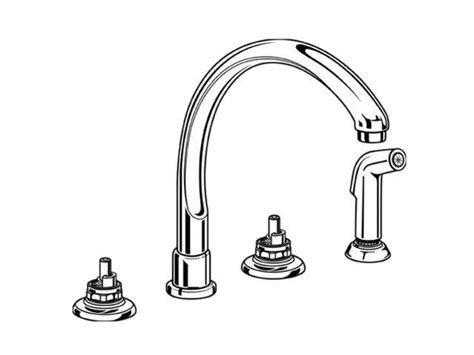 delta waterfall kitchen faucet delta 2276 lhp waterfall kitchen faucet chrome kitchen